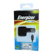 Carregador de Tomada Energizer - Preto
