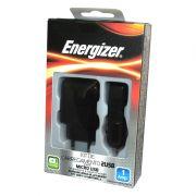 Kit de Carregador Portátil Energizer - Preto
