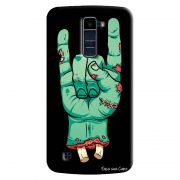 Capa Personalizada para LG K10 TV K430DSF Rock´n Roll - AT06