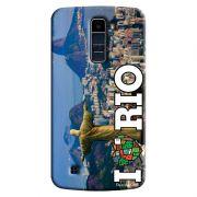 Capa Personalizada para LG K10 TV K430DSF Rio de Janeiro - CD10