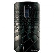 Capa Personalizada Exclusiva LG K10 TV K430DSF Hightech - HG02