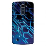 Capa Personalizada Exclusiva LG K10 TV K430DSF Hightech - HG06