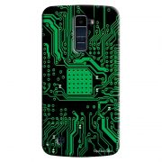 Capa Personalizada Exclusiva LG K10 TV K430DSF Hightech - HG08
