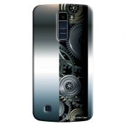 Capa Personalizada Exclusiva LG K10 TV K430DSF Hightech - HG09