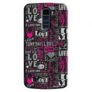 Capa Personalizada Exclusiva LG K10 TV K430DSF Love - LV20