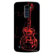 Capa Personalizada Exclusiva LG K10 TV K430DSF Guitarra - MU11