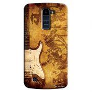 Capa Personalizada Exclusiva LG K10 TV K430DSF Guitarra - MU12
