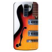 Capa Personalizada Exclusiva LG K10 TV K430DSF Guitarra - MU21