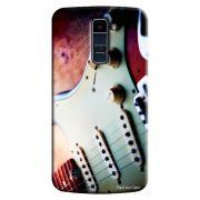 Capa Personalizada Exclusiva LG K10 TV K430DSF Guitarra - MU27