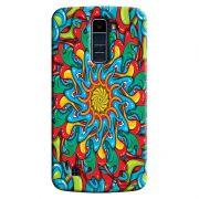 Capa Personalizada Exclusiva LG K10 TV K430DSF Textura - TX03