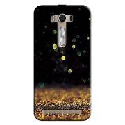 Capa Personalizada Exclusiva Asus Zenfone 2 Laser ZE550KL Artística Glitter - AT28