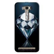 Capa Personalizada Exclusiva Asus Zenfone 2 Laser ZE550KL Artística Diamante - AT34