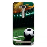 Capa Personalizada Exclusiva Asus Zenfone 2 Laser ZE550KL Esportes Futebol - EP07