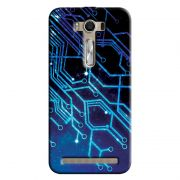 Capa Pesonalizada Exclusiva Asus Zenfone 2 Laser ZE550KL Hightech - HG06