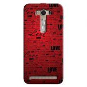 Capa Personalizada para Asus Zenfone 2 Laser ZE550KL Love - LV06