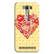 Capa Personalizada para Asus Zenfone 2 Laser ZE550KL Love - LV23