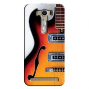 Capa Personalizada Exclusiva Asus Zenfone 2 Laser ZE550KL Music Guitarra - MU21
