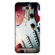 Capa Personalizada Exclusiva Asus Zenfone 2 Laser ZE550KL Music Guitarra - MU27