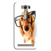 Capa Personalizada para Asus Zenfone 2 Laser ZE550KL Pets Cachorro - PE25