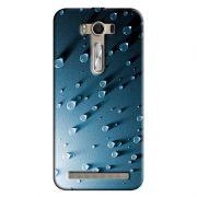 Capa Personalizada Exclusiva Asus Zenfone 2 Laser ZE550KL Textura Gotas D´Água - TX23