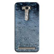 Capa Personalizada para Asus Zenfone 2 Laser ZE550KL Textura Pingos D´Água - TX24