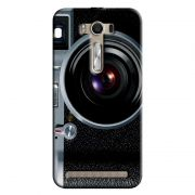 Capa Personalizada para Asus Zenfone 2 Laser ZE550KL Textura Câmera Fotográfica - TX51