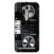 Capa Personalizada para Asus Zenfone 2 Laser ZE550KL Textura Mesa DJ - TX55