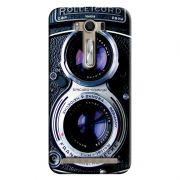 Capa Personalizada para Asus Zenfone 2 Laser ZE550KL Textura Câmera Fotográfica - TX56