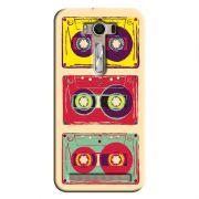 Capa Personalizada Exclusiva Asus Zenfone 2 Laser ZE550KL Vintage - VT04