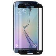 Película 3D para Samsung Galaxy S6 Edge G925 - Preto