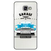 Capa Transparente Personalizada Exclusiva Samsung Galaxy A5 2016 SM-A510 Garage Car - TP15
