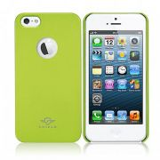 Capa Intelimix Shield iShell S-1 Apple iPhone 5 5S SE - Verde
