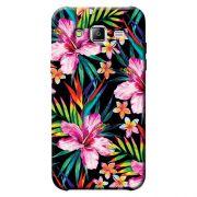 Capa Personalizada para Samsung Galaxy J3 2016 Flor - FL12