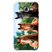 Capa Personalizada para Samsung Galaxy J3 2016 Cavalos - PE32