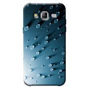 Capa Personalizada para Samsung Galaxy J3 2016 Gotas 'd Água - TX23