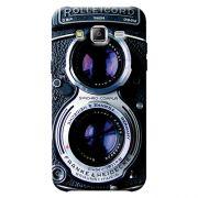 Capa Personalizada para Samsung Galaxy J3 2016 Camera Fotográfica - TX56