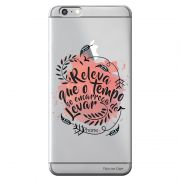 Capa Personalizada para Apple iPhone 6 6S Frases - TP190