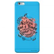 Capa Personalizada para Apple iPhone 6 6S Frases - TP191