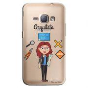 Capa Personalizada para Samsung Galaxy J1 2016 Arquiteta - TP204