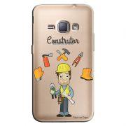 Capa Personalizada para Samsung Galaxy J1 2016 Construtor - TP212