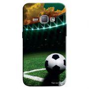Capa Personalizada para Samsung Galaxy J1 2016 Futebol - EP07