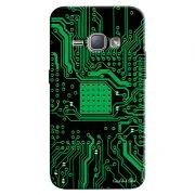 Capa Personalizada Exclusiva Samsung Galaxy J1 2016 Hightech - HG08