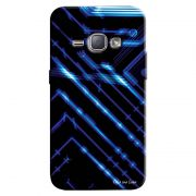 Capa Personalizada Exclusiva Samsung Galaxy J1 2016 Hightech - HG11