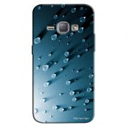 Capa Personalizada Exclusiva Samsung Galaxy J1 2016 Gotas d' Água - TX23
