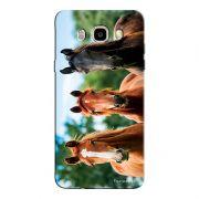 Capa Personalizada para Samsung Galaxy J5 2016 Cavalos - PE32