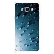 Capa Personalizada para Samsung Galaxy J5 2016 Gotas d' Água - TX23