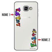 Capa Personalizada com Nome para Samsung Galaxy A5 2016 A710 - NM05