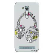 Capa Personalizada para Asus Zenfone Go Mini Music  Fone - MU01