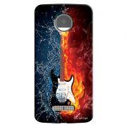 Capa Personalizada para Motorola Moto Z Guitarra - MU23