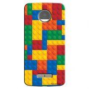 Capa Personalizada para Motorola Moto Z Lego - TX08
